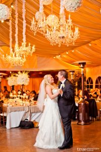 The Finishing Touch Wedding Design Ceiling Decor 2