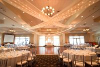 The Finishing Touch Wedding Design Ceiling Decor 3