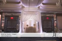The Finishing Touch Wedding Design Sweetheart table 18