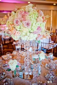 The Finishing Touch Wedding Design centerpiece 23