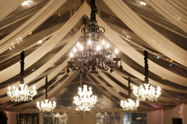 The Finishing Touch Wedding Design Ceiling Decor 6