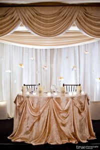 The Finishing Touch Wedding Design Sweetheart table 15
