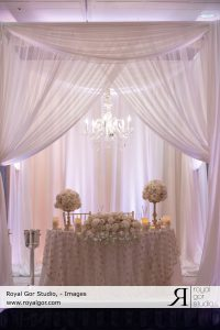The Finishing Touch Wedding Design Sweetheart table 21