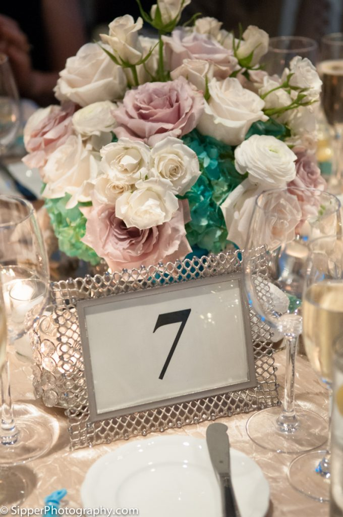 Low centerpiece