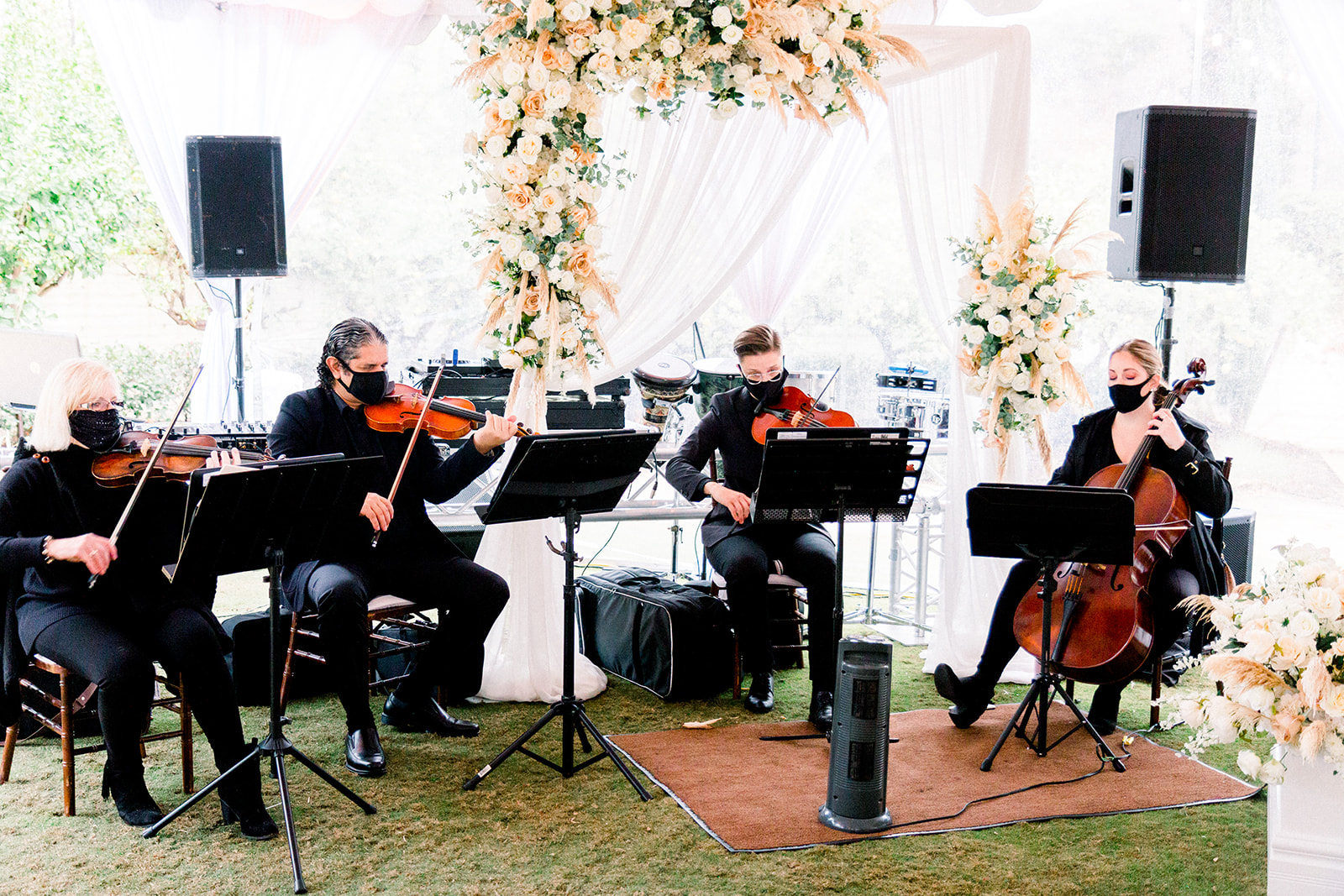 Arroyo Trabuco Golf Club wedding music