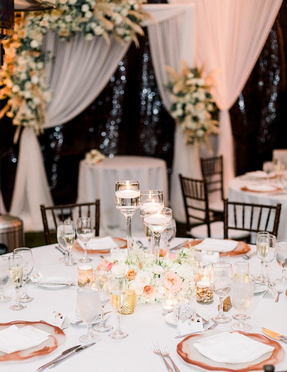 Arroyo Trabuco Golf Club wedding reception